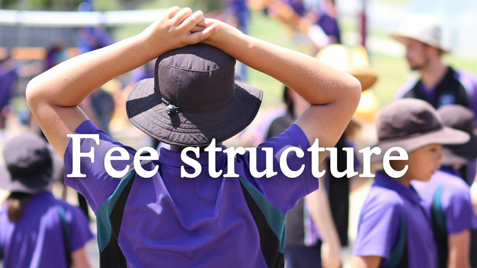 Australis Christian College - Fee Structure